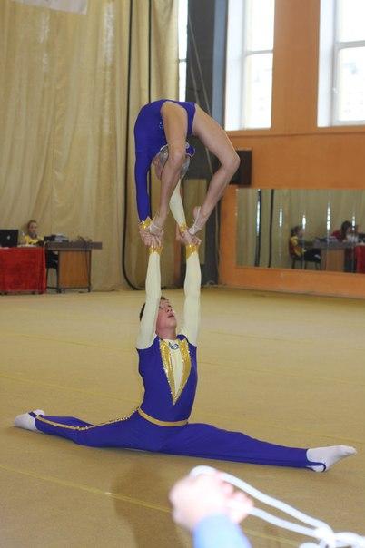 Акробатика картинки купольная