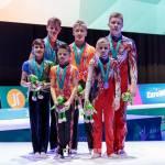 Первенство мира по акробатике 2018