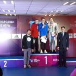 Юношеские соревнования по плаванию в рамках XI «Кубка Александра Попова»