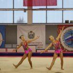 Спортсмены СШОР водных и других видов спорта Выборгского района приняли участие во всероссийских соревнованиях по спортивной акробатике